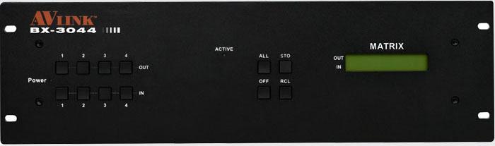 安全/防护 监控器材及系统 双绞线传输设备 视麦特shimaite矩阵系统